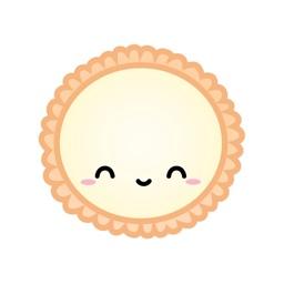 Dawn Egg Tart