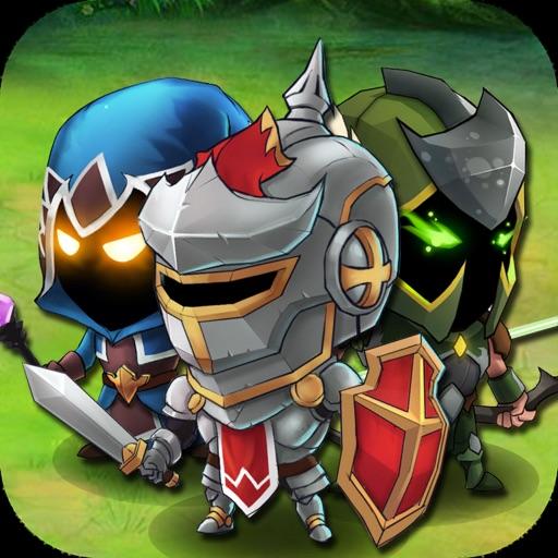 独立骑士团-暗黑英雄放置挂机游戏
