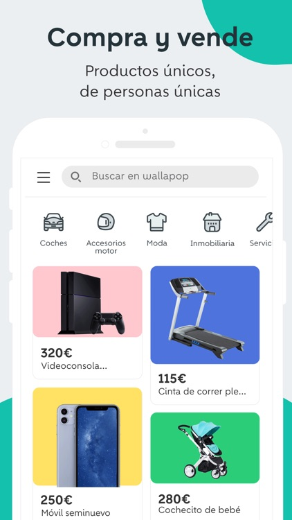 Wallapop - Compra y vende