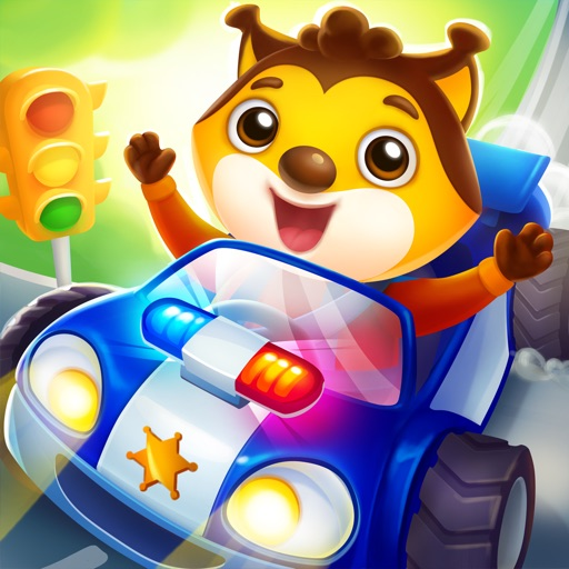 Car games for kids & toddlers!