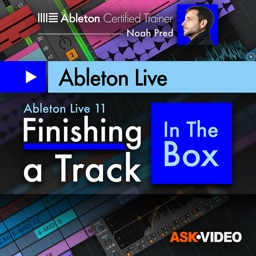 Finishing a Track In the Box