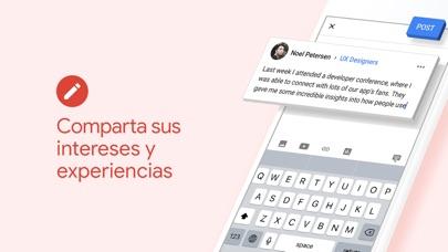 Screenshot for Google+ para G Suite in Peru App Store