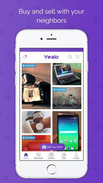 Yealo-Buy & Sell Marketplace