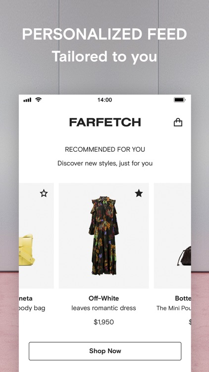 Farfetch: Fall Fashion screenshot-4