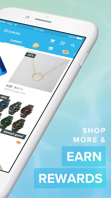 Wish - Shopping Made Fun screenshot two