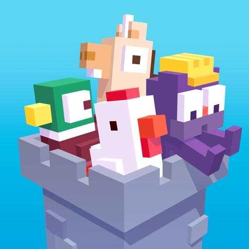 Crossy Road Castle iOS App