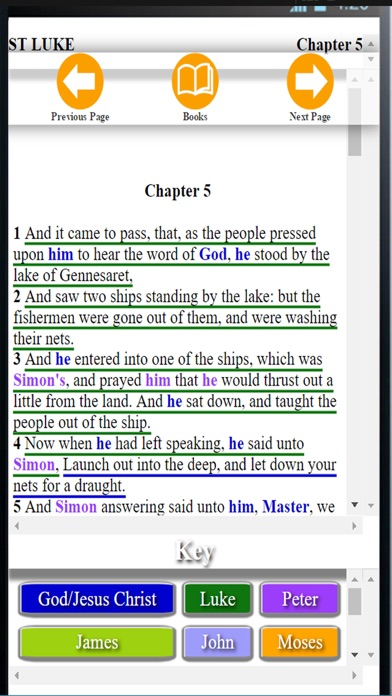 Get it - Bible of Many Colors screenshot two