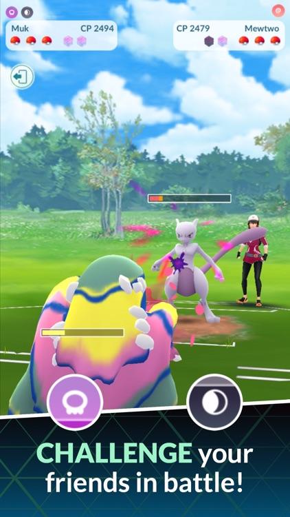 Pokémon GO screenshot-7