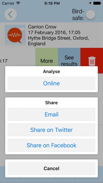 ChirpOMatic UK - Bird Song ID screenshot-4