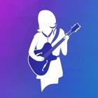 Гитара Аккорды песен & музыка icon