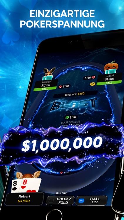 888Poker Texas Holdem Echtgeld screenshot-5