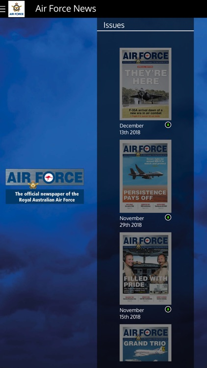 Air Force News Australia by Australian Government Department