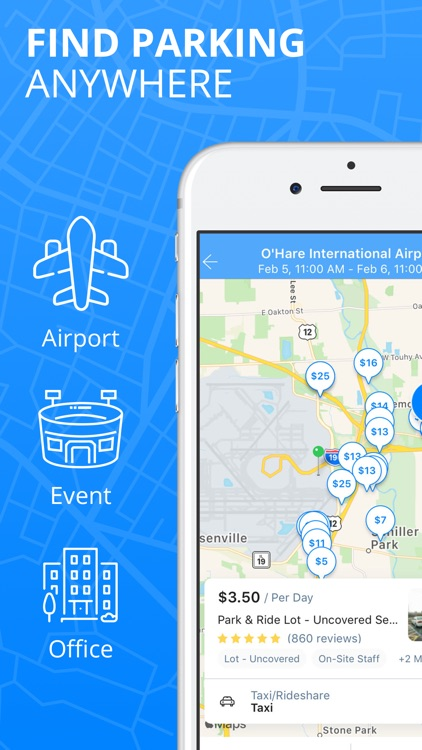 SpotHero: #1 Rated Parking App screenshot-3