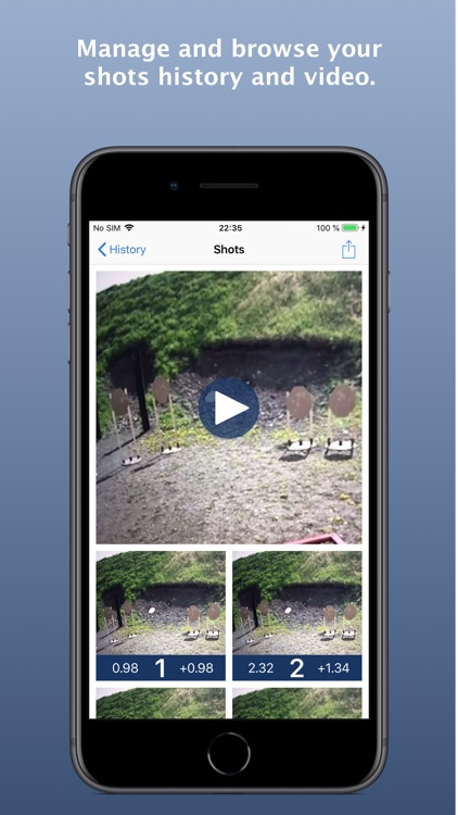 ShoTi: professional shot timer screenshot-6
