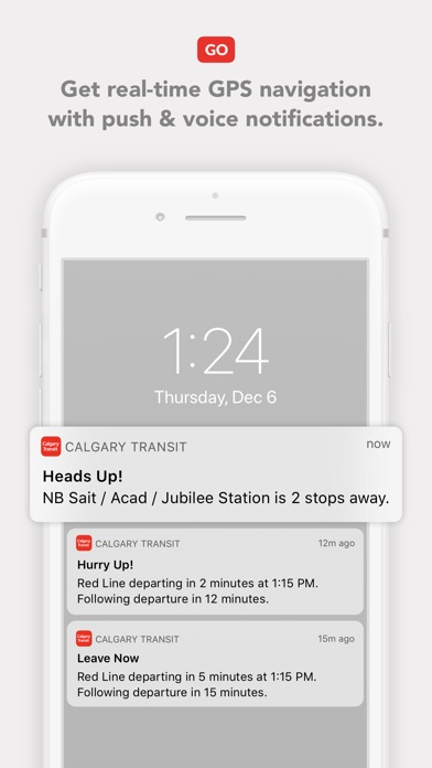 Calgary Transit for Windows
