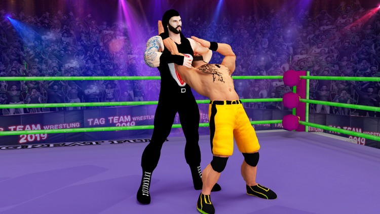 Real Wrestling Revolution 3D screenshot-5