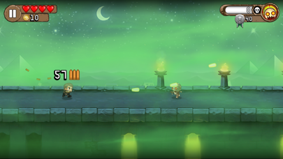 Screenshot of Monster Dash4