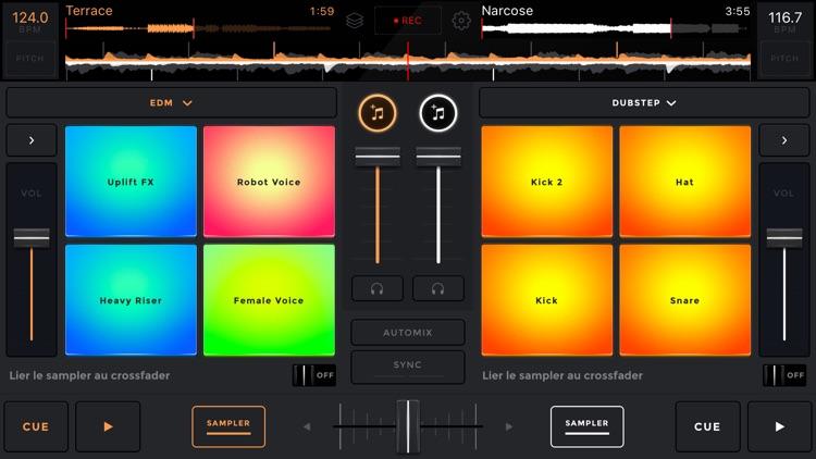 edjing Mix - DJ Mixer App screenshot-0