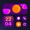 ウィジェットバー:ホーム画面をカスタマイズ - iPhoneアプリ