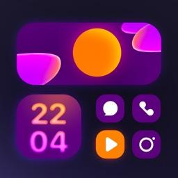 Widget Bar: Custom Home Screen