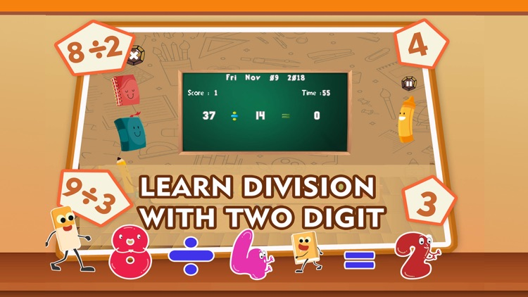 Math Division Games For Kids