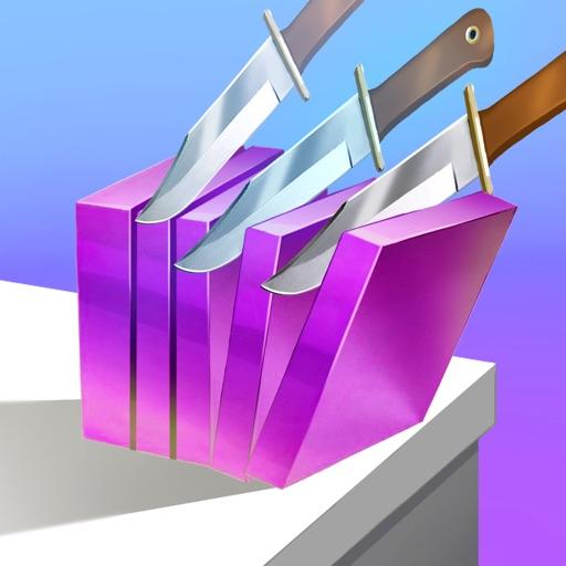 Steel Slicing ASMR