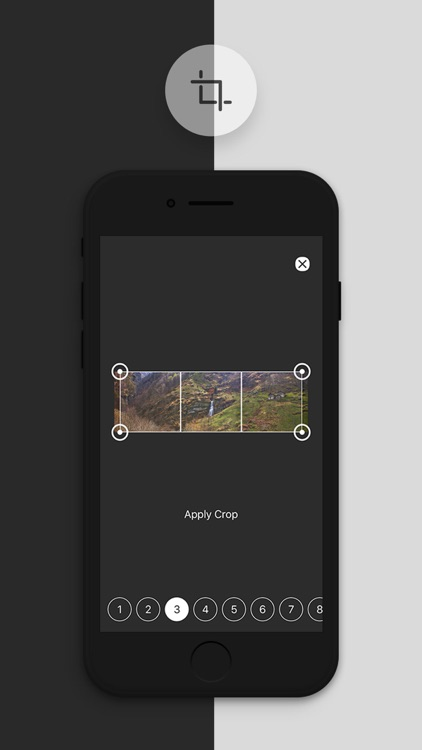 Picscope – Panorama for IG