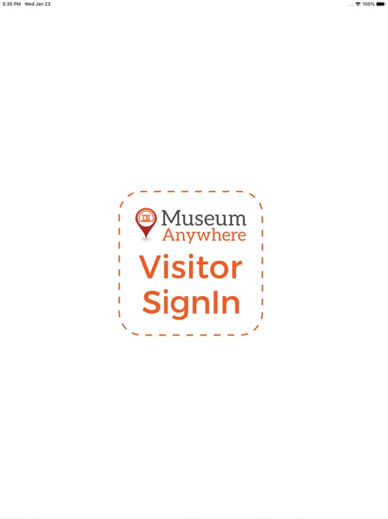 Visitor SignIn