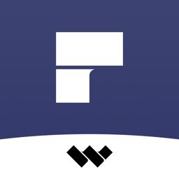 PDFelement Pro - ícone do aplicativo editor de PDF