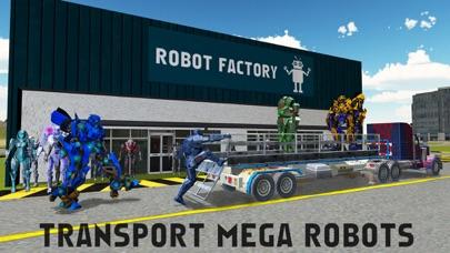 ロボット輸送–メガトラックのおすすめ画像4