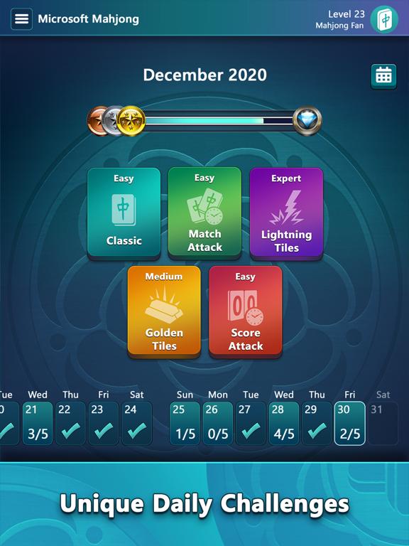 Mahjong by Microsoft screenshot 11