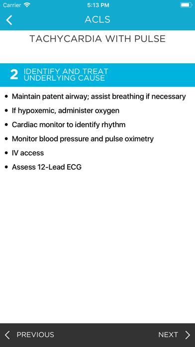 MediCode- ACLS, PALS, BLS, CPRScreenshot of 3