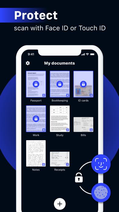 ScaniX:  PDF Document Scanner på PC