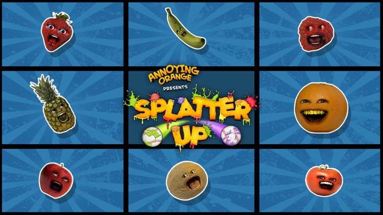 Annoying Orange Splatter Up! screenshot-4