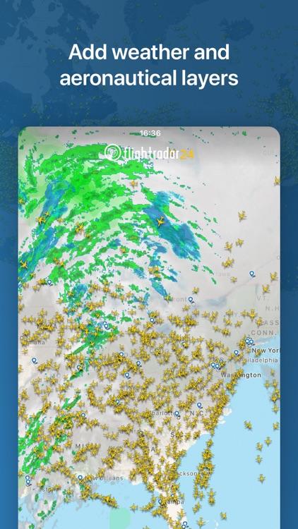 Flightradar24 | Flight Tracker screenshot-3