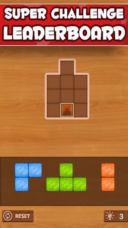 Wood Brain Puzzle 3