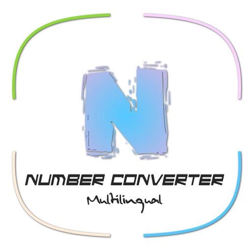 Multilingual Number Converter
