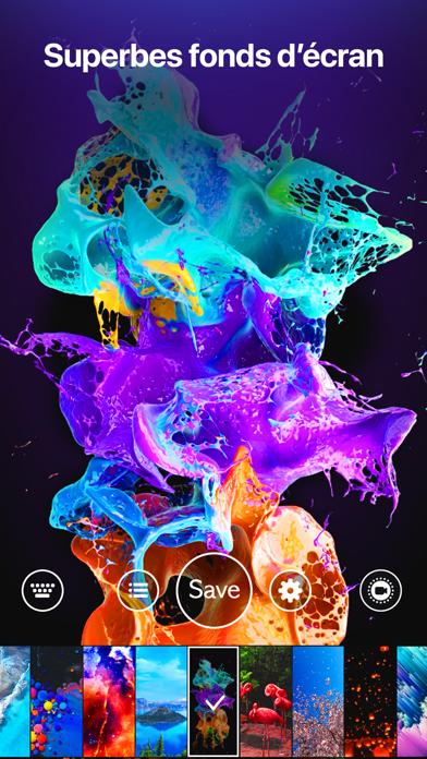 Fond d'écran animé 4K - Live4K