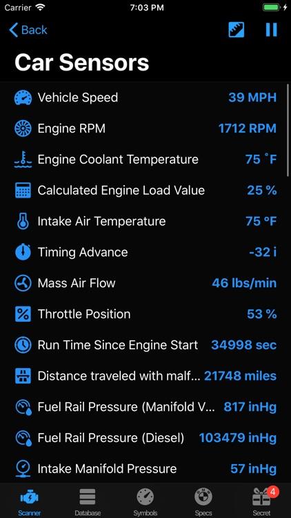 BMW OBD App screenshot-4