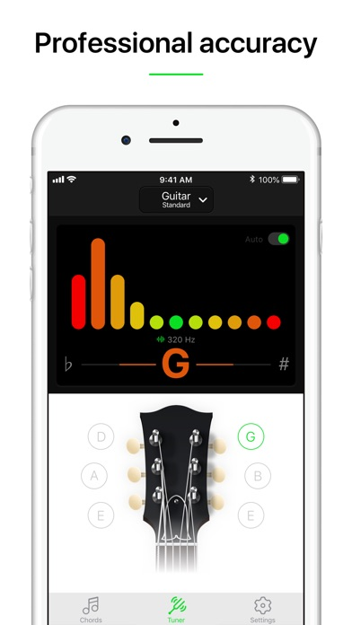 guitar tuner pro bass ukulele app download android apk. Black Bedroom Furniture Sets. Home Design Ideas
