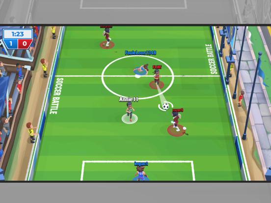 サッカーバトル (Soccer Battle)のおすすめ画像7
