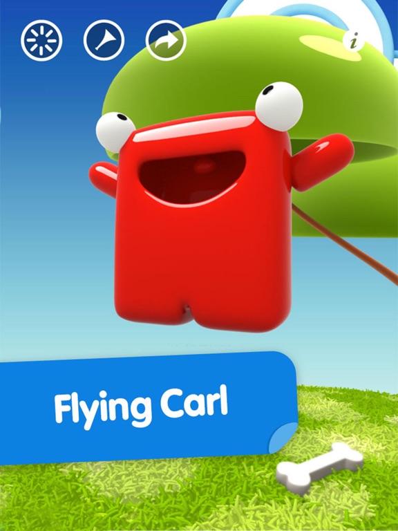 Talking Carl Screenshots