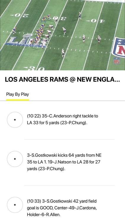 NFL Game Pass International screenshot-7