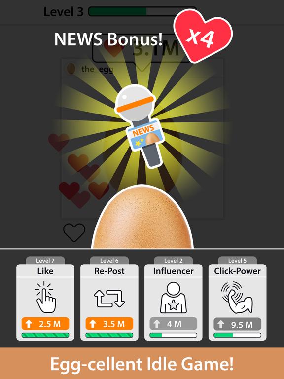 Record Egg Idle Game screenshot 8