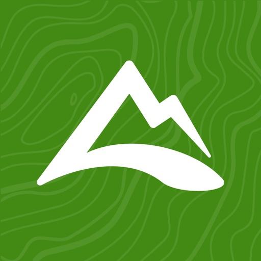 AllTrails: Hike, Bike & Run icon