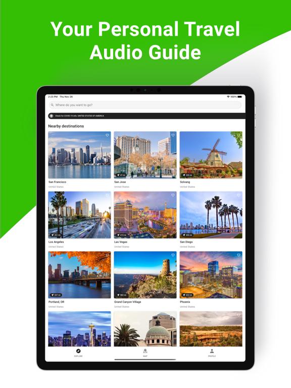 SmartGuide travel guide & mapのおすすめ画像1