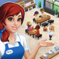 Food Street – My Cafe Game
