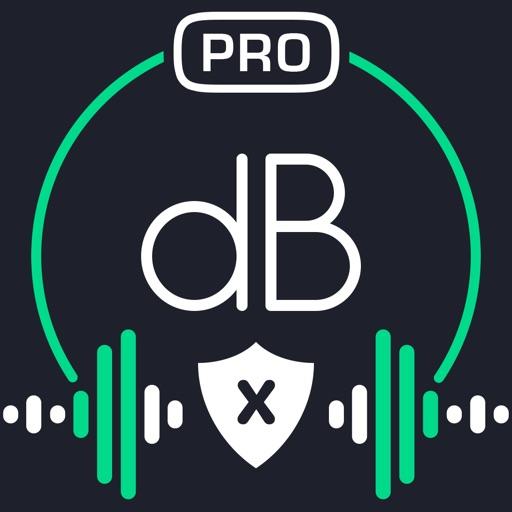 Decibel X PRO: dBA Noise Meter