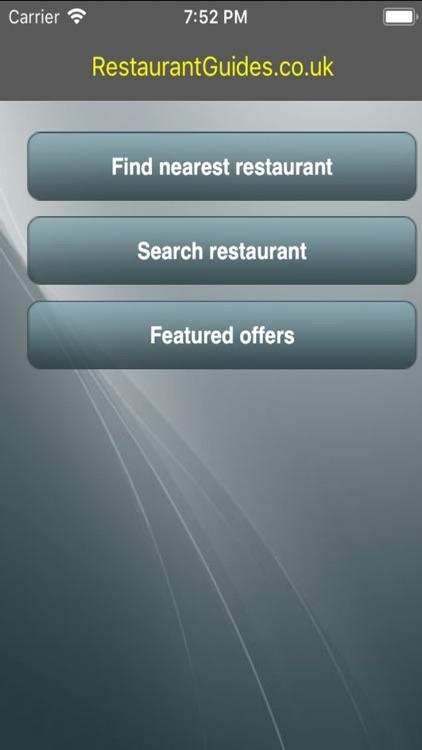 Restaurant Guides