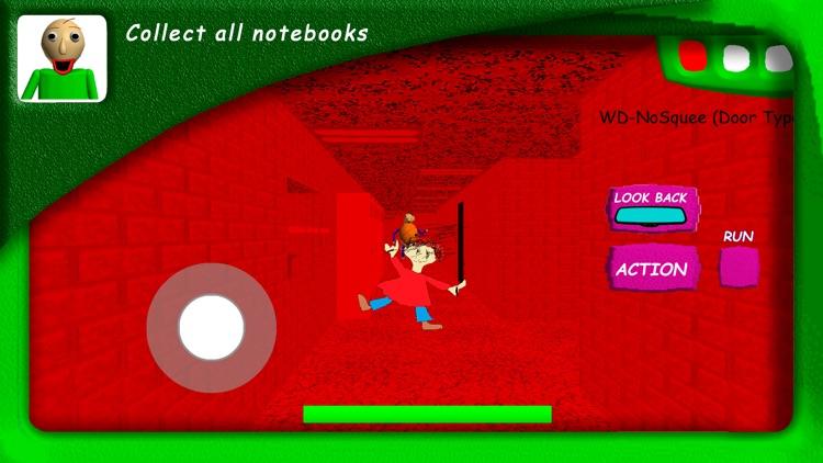 Baldis Basics Education School screenshot-4